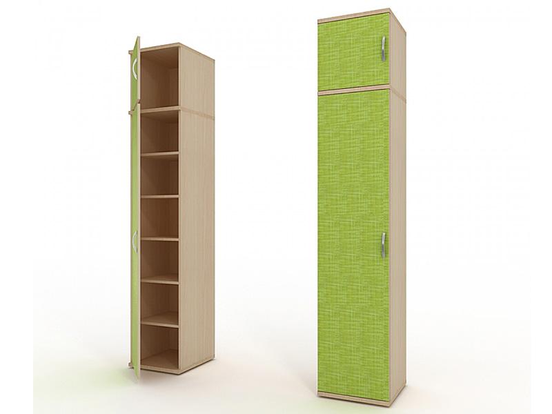 Узкий платяной шкаф для хранения
