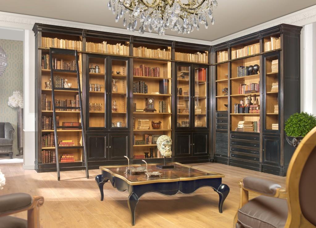 Выбирам мебель в библиотеку