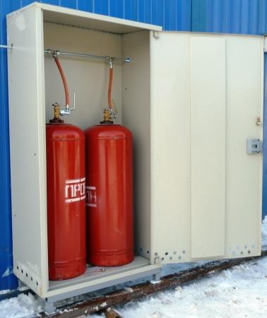 Выбор газового шкафа