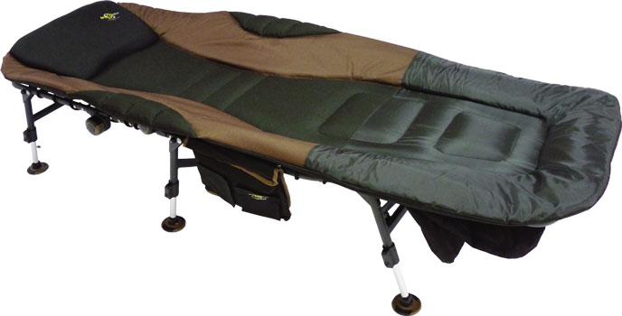 Большая туристическая кровать