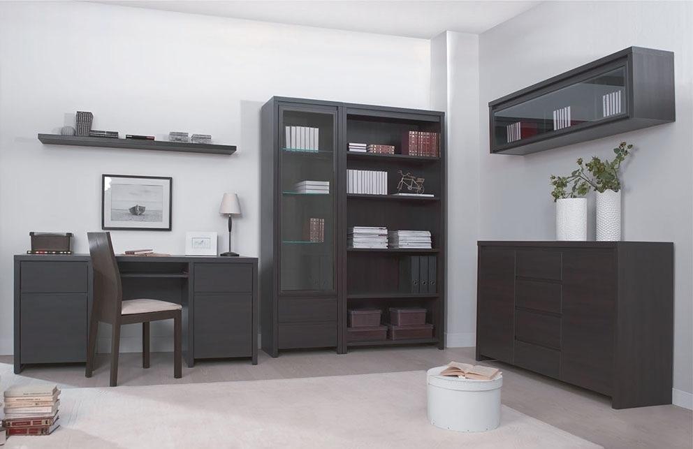 Черные предметы мебели для дома