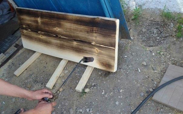Дачная современная мебель