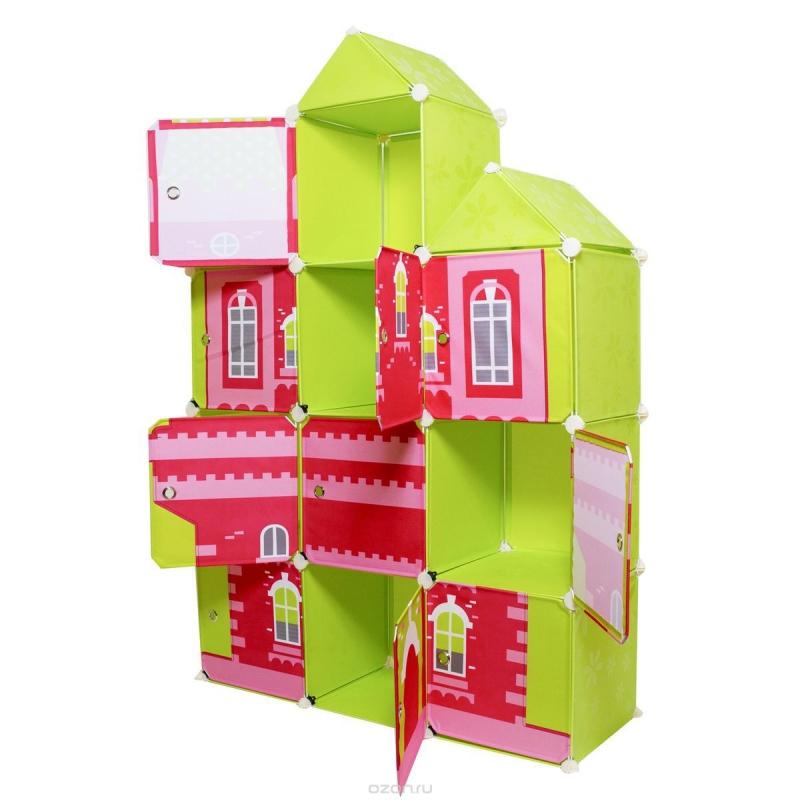 Детский модульный шкаф