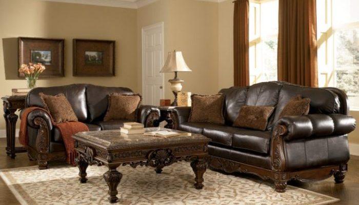 Дорогая мягкая мебель