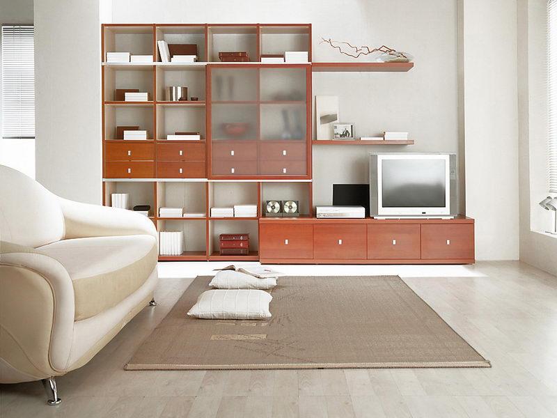 Достоинства корпусной мебели