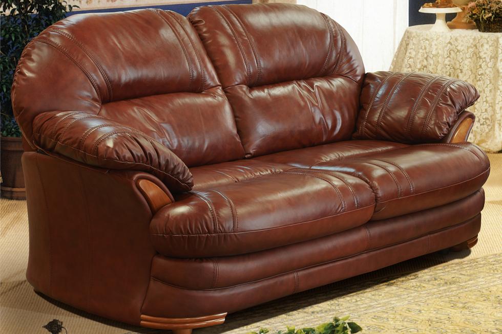 Двухместная мягкая мебель