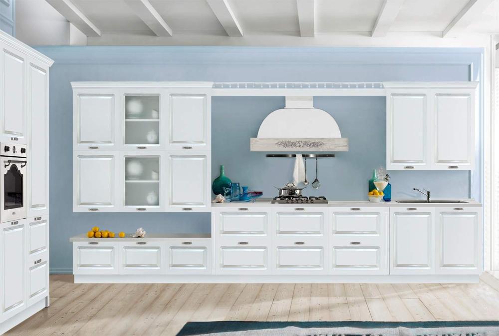 Эмалированные кухонные фасады