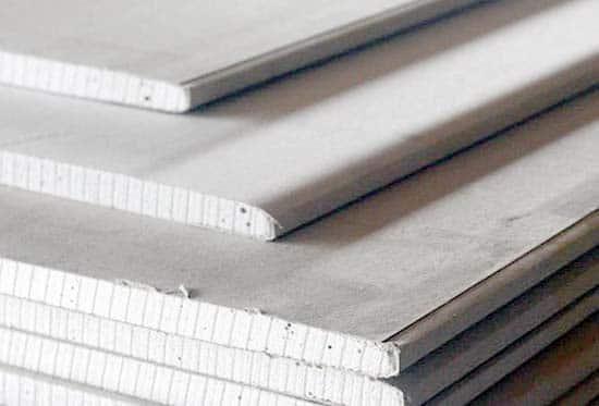 Гипсокартон – это современный экологически чистый материал