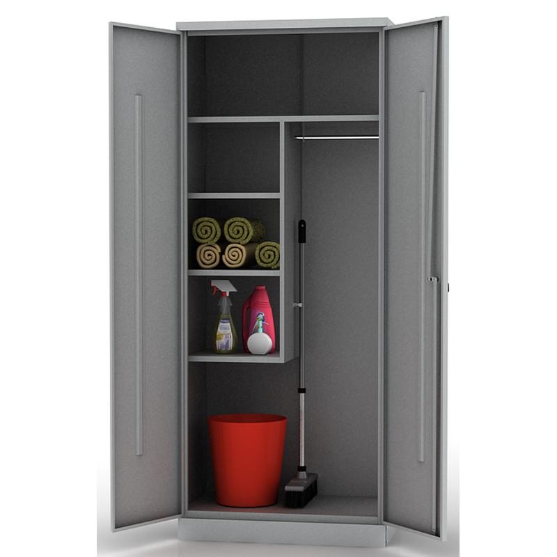Хозяйственный шкаф для школы