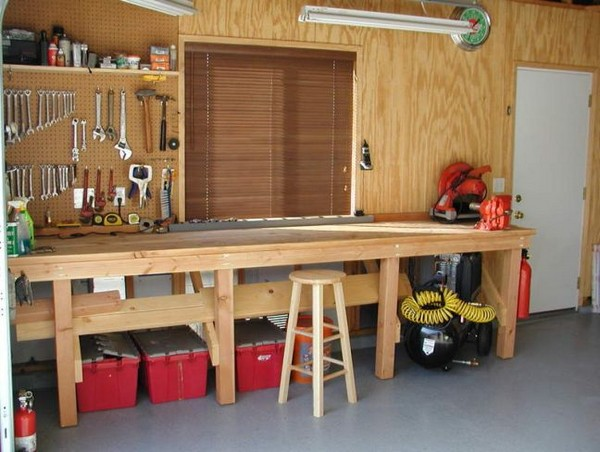 Хранение корпусной мебели на даче