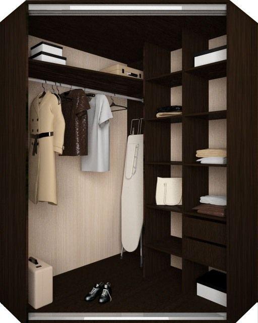 Идея наполнения шкафа