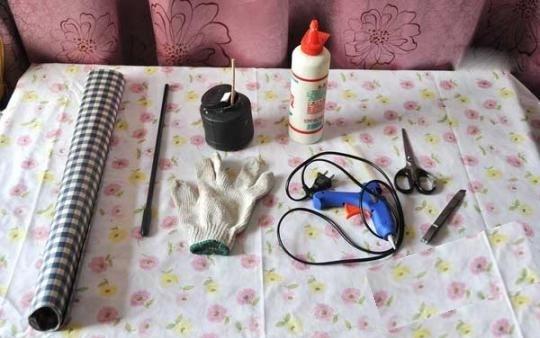Инструменты для шкафа