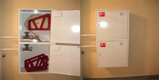Изготовление нестандартных пожарных шкафов