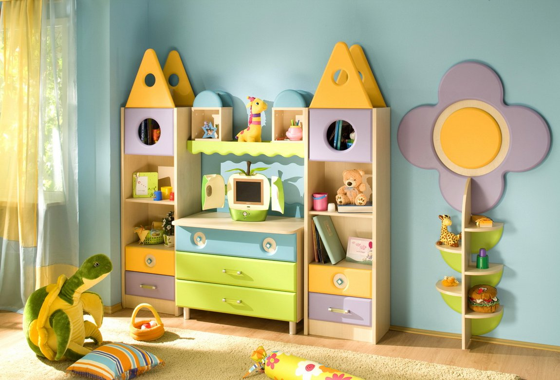 Изготовления детской мебели