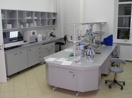 Качественная мебель для лаборатории