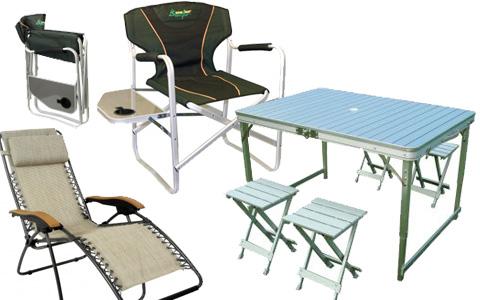 Как правильно выбрать кемпинговую мебель