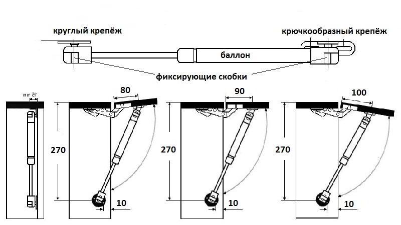 Как регулировать крепежи