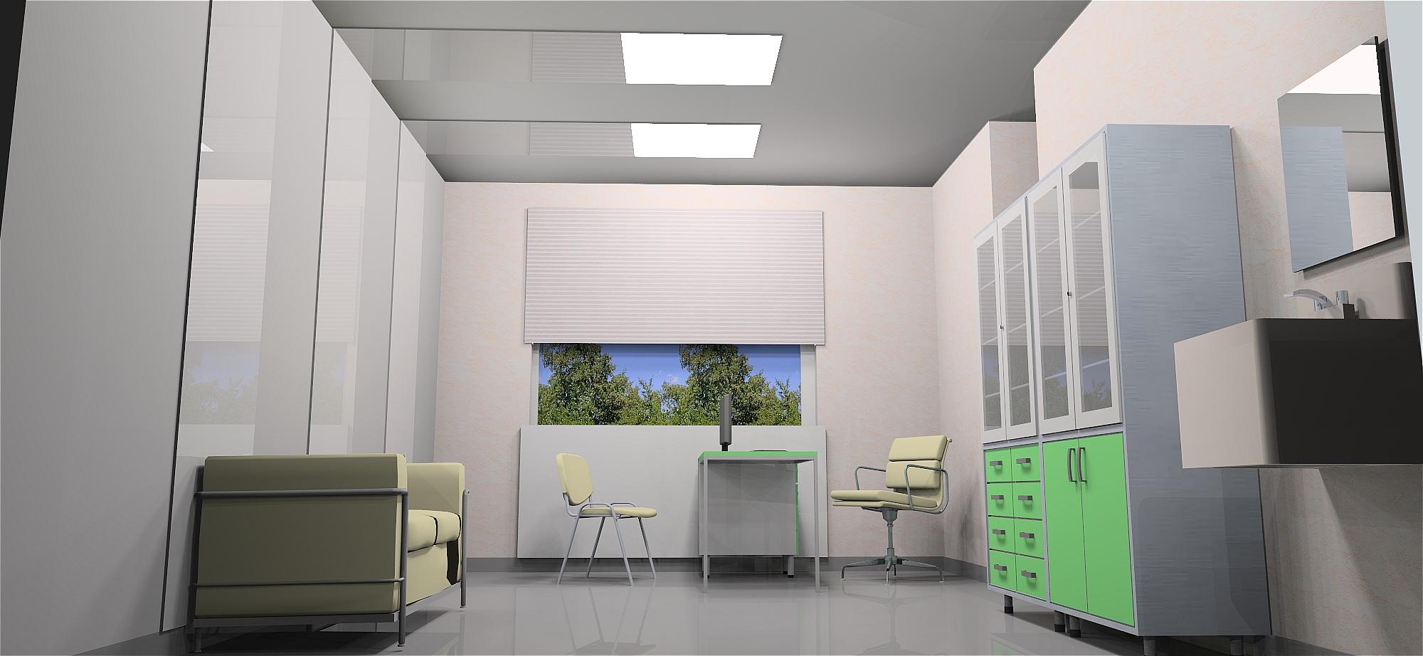 Как сделать кабинет врача практичным
