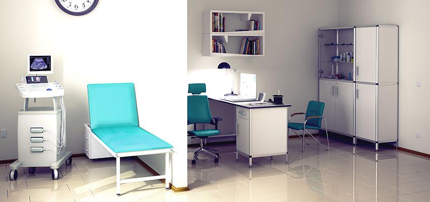 Как сделать кабинет врача удобным