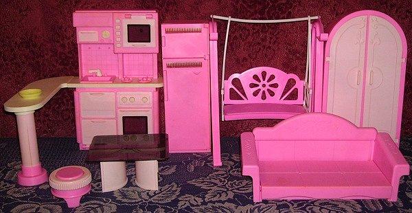 Мебель для кукольных домиков из картона своими руками фото 902