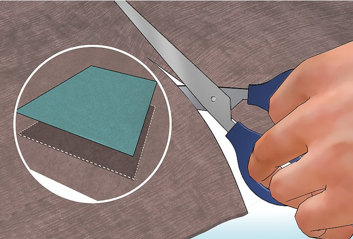Как сделать обивку мебели красивой