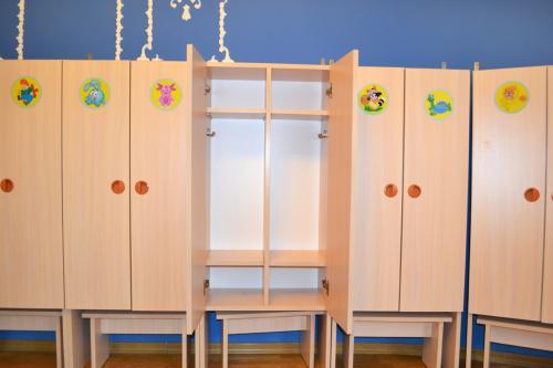 Как сделать шкафчик как в детском саду
