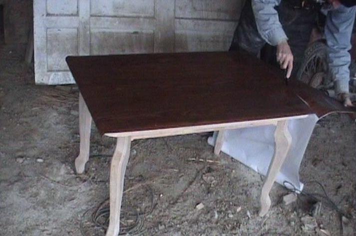 Как сделать стол красивым