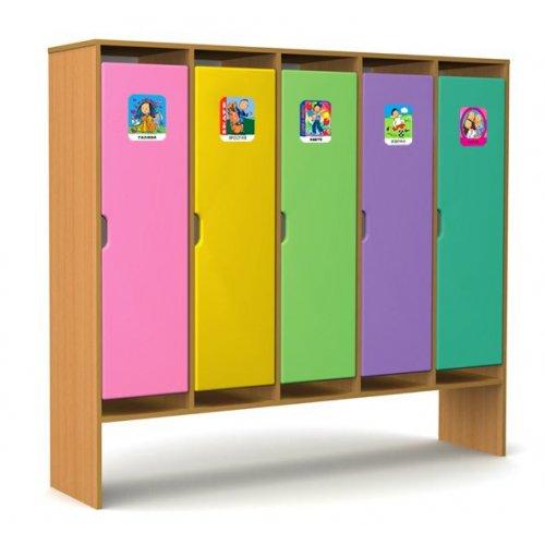 Как украсить шкафчики