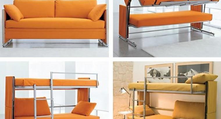 Как устроена мебель трансформер