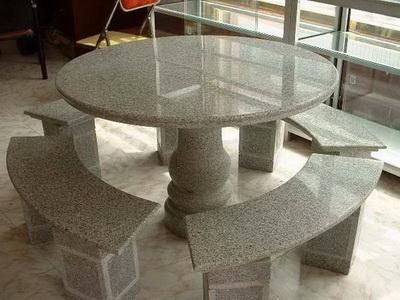 Каменная мебель