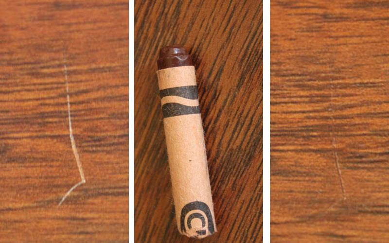 Карандаш от царапин на мебели