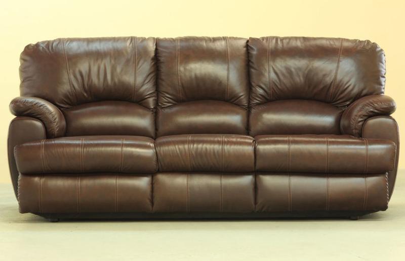Коричневая мебель для гостиной
