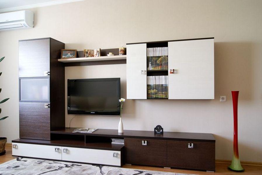 Корпусная мебель для удобного проживания