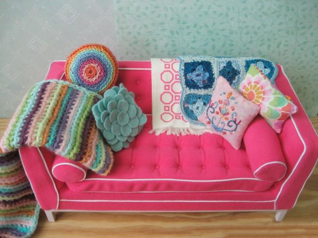 Красивая мебель для барби своими руками