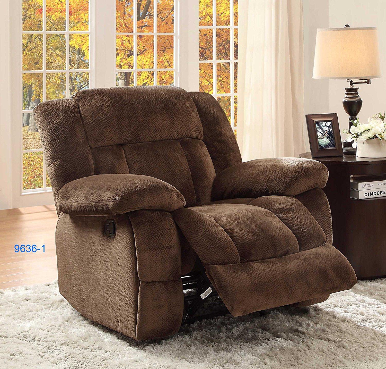 Кресло из замши
