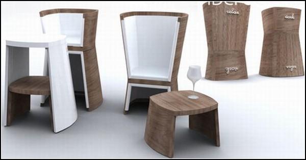 Кресло-перевертыш