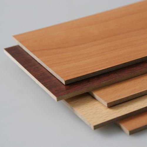 Ламинированные плиты для создания мебели