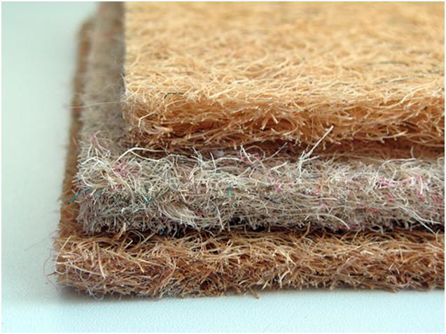 Материал растительные волокна