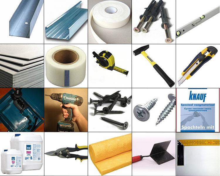 Материалы и инструменты для изготовления мебели