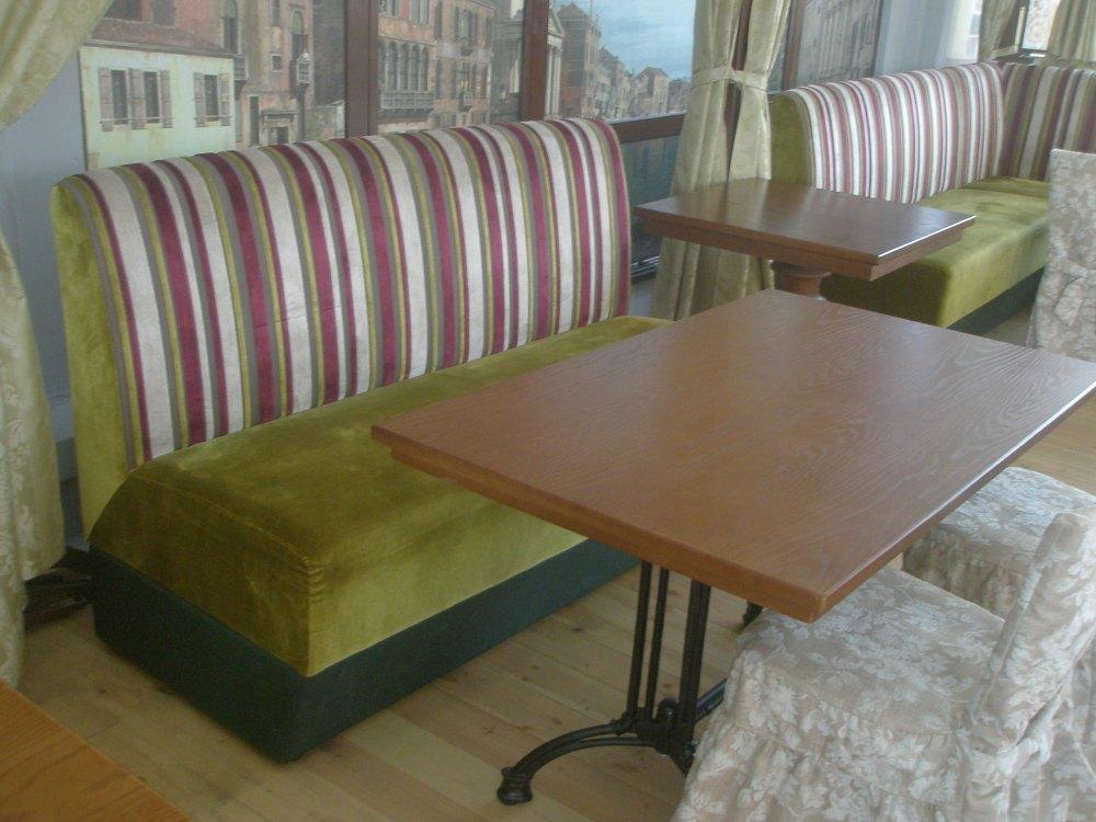Мебель для гостиницы и ресторана