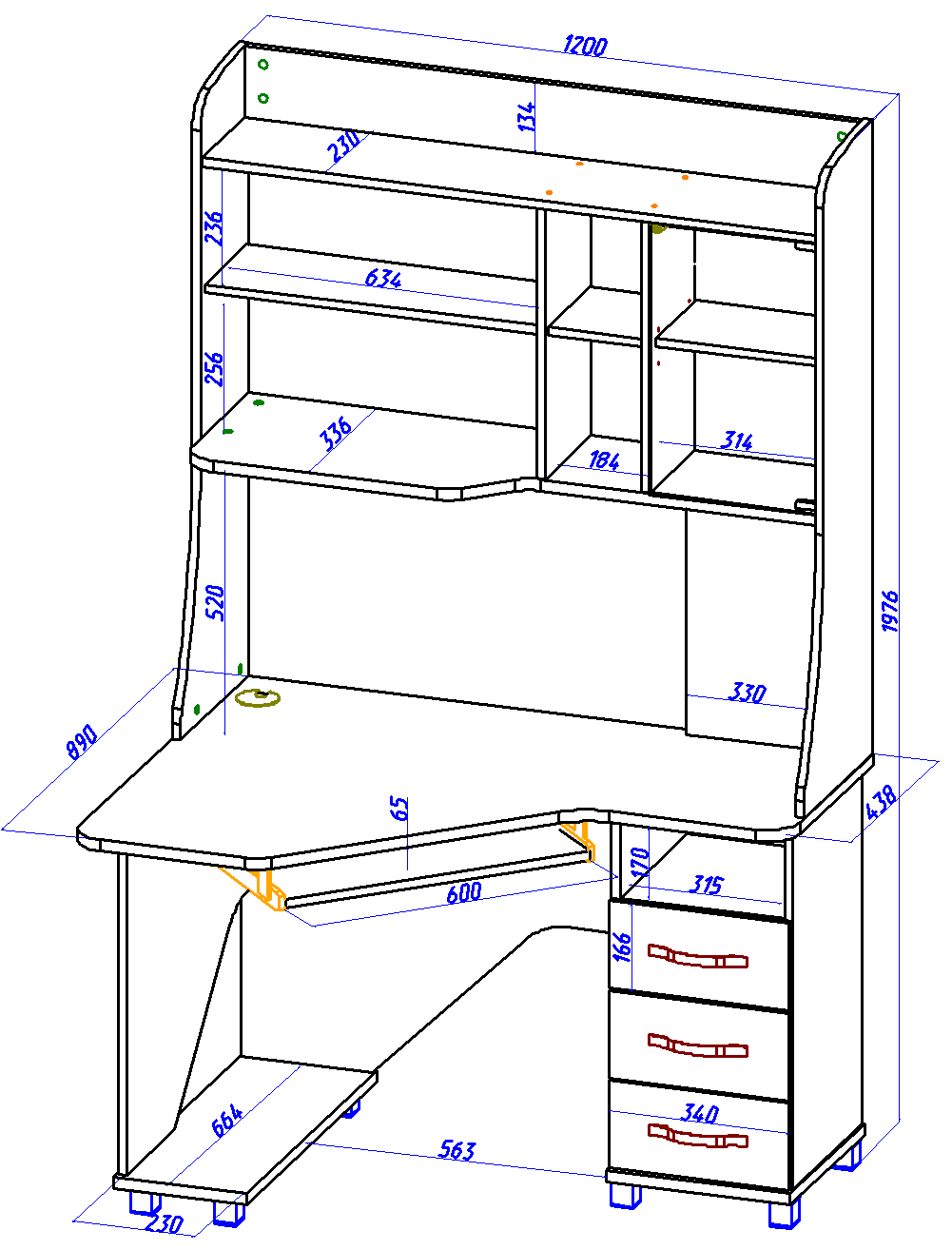 Мебель для компьютера