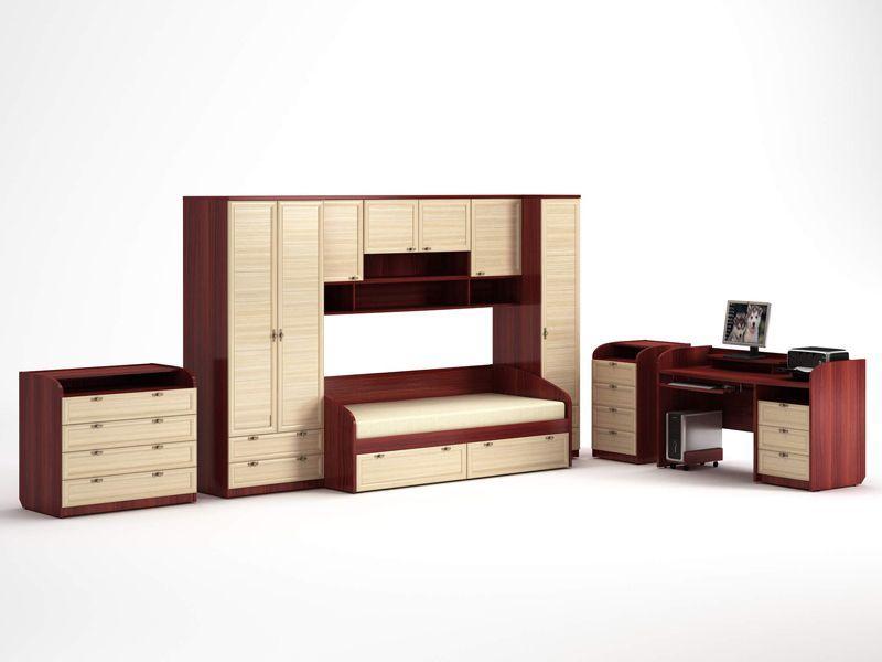 Мебель для спальни в комплекте