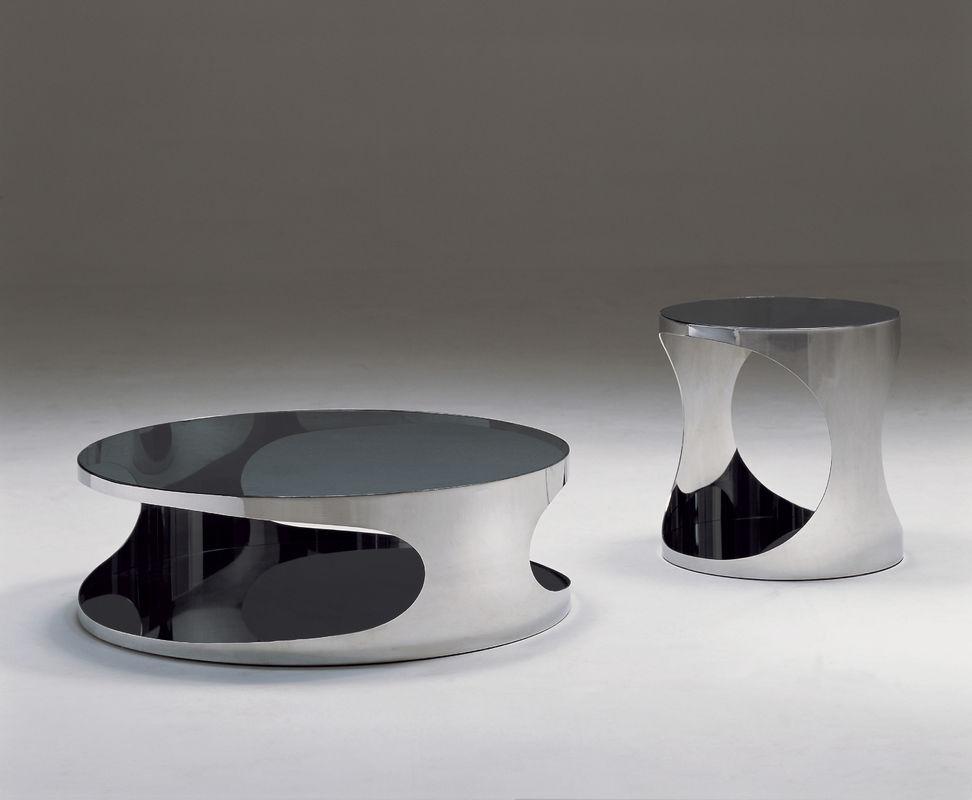 Мебель из металла и стекла