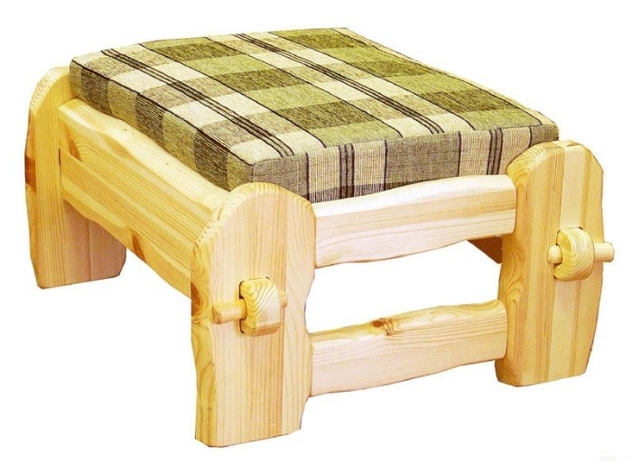 Мебель из сосны для дома