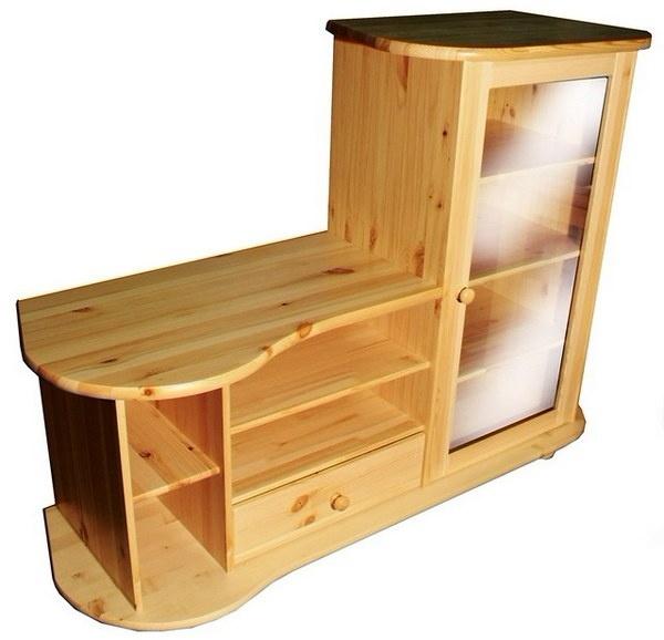 Мебель массива сосны своими руками