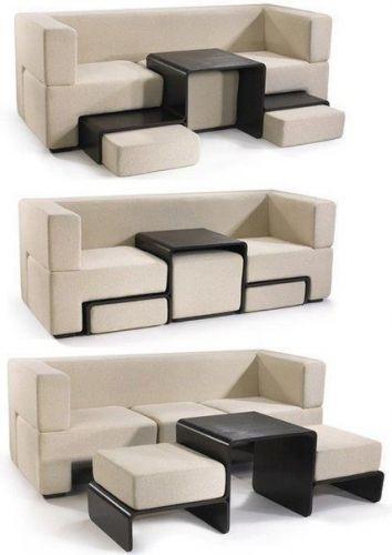 Мебель модульного типа