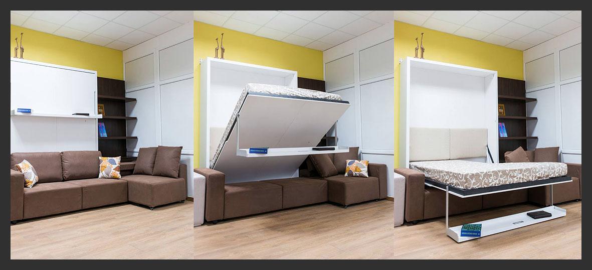 Мебель с удобным механизмом