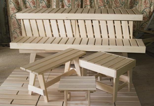 Мебель, созданная своими руками