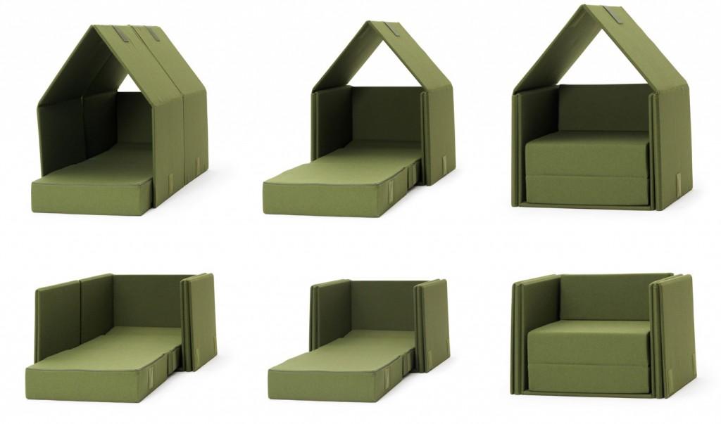 Мебель трансформер нового поколения