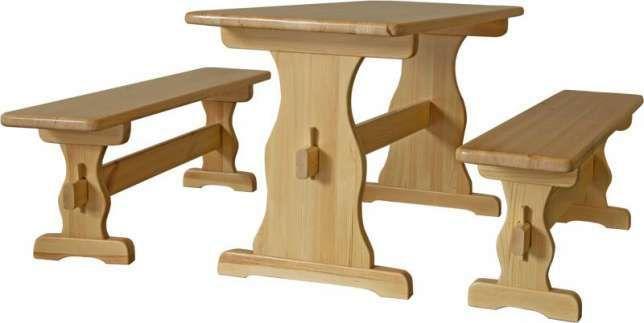 Мебель в сауну
